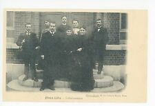 Fives-Lille RARE CPA Construction Company GROUPE FIVES Founders—Antique 1910s