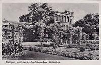 Ak Stuttgart Villa Berg