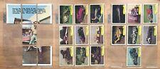 1975 Fleer George Barris Kustom Cars Series 1 Lot (22 Cards) Rare!!