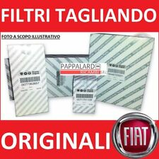 KIT TAGLIANDO FILTRI ORIGINALI FIAT SEDICI 16 1.9 MULTIJET 88KW 120CV 2005-2014