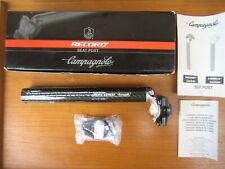 NOS New Late Generation Campagnolo Record Carbon Post & Head 27.2mm Seatpost Box