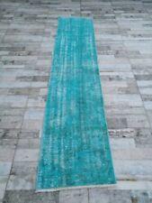Vintage Handmade Rugs, Runner Turkish Rug,Runner Vintage Rug,Turkish Rug Area