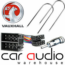 Vauxhall VECTRA C Car Radio Stereo ISO Replacement Fitting Kit Connects2