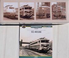 locomotive CC 40100 SNCF - 1/87 - version pour les éditions Atlas  neuf en boite