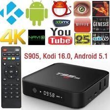 T95M Smart TV Box Amlogic S905 Quad Core Android 5.1 4K HD 1GB/2GB+8GB 2.4GHz