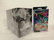 Dragon Ball Super Card Game Starter Deck SD01 The Awakening 6 in Sealed Display