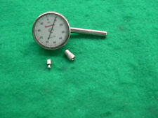 .Starrett #196B1 Jeweled Indicator With 3 Contact Points
