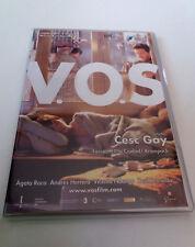 """DVD """"V.O.S."""" COMO NUEVO CESC GAY AGATA ROCA ANDRES HERRERA VICENTA NDONGO"""
