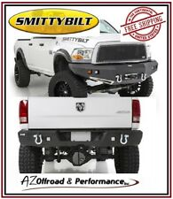 Smittybilt M1 Front 612802 & Rear 614802 Bumpers for 10-12 Dodge RAM 2500 3500