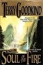 Soul of the Fire (Sword of Truth, Book 5) Goodkind, Terry Hardcover