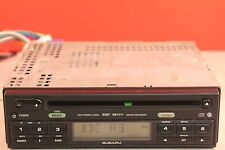 Subaru Impreza Legacy Forrester Radio CD player VDO Voiture Stéréo Decoded Garantie