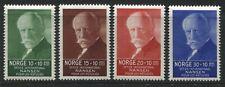 Norway 1935 Semi-postal set of 4 unmounted mint Nh