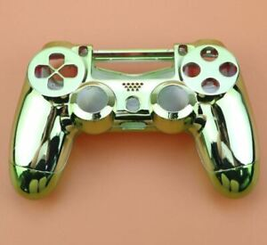 PS4 Controller Casing Jdm 001 011 021 Jds Case Gold Silver Turquoise Green Red