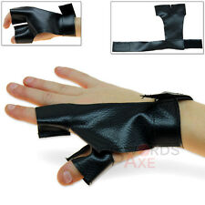 LARP Archery Bowglove Hand Protector Right Side Index & Thumb Cordura Bow Glove