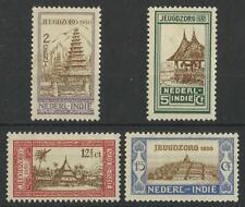 NETHERLANDS / INDIES 1930 CHILD WELFARE SET MINT