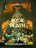 Book of Death by Robert Venditti 1st Print Vol. #1-#4 (2016, TPB)