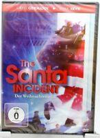Weihnachten DVD + The Santa Incident + Der Weihnachtsvorfall + Weihnachtsfilm +
