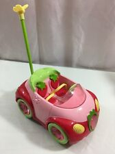 Strawberry Shortcake remote control car 2009 Berry Cruiser - MISSING CONTROLLER