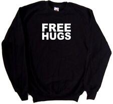 Free Hugs Funny Sweatshirt