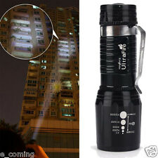 Ultrafire 2000 Lumen CREE XM-L T6 Torcia LED Alta Potenza torcia High luce IT