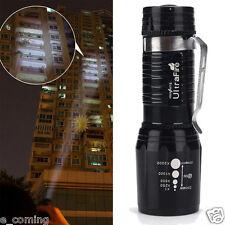 DE Ultrafire 2000 Lumens CREE XM-L T6 LED Taschenlampe Hochleistung High licht