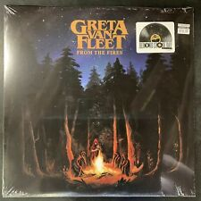 """Greta Van Fleet From The Fires 12 """""""" Vinyl EP RSD 2019"""