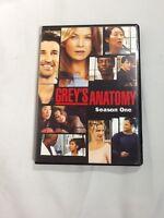 Greys Anatomy - Season 1 (DVD, 2006, 2-Disc Set)