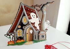 Brand New Wilhelm Schweizer Haunted House Figurine SO49 Halloween (Listing #2)