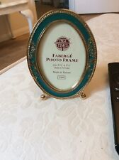 Faberge Picture Frame .
