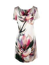 FRANK LYMAN 188264 Luxus leichtes Sommerkleid Urlaub Strand Blumen UVP: 315€