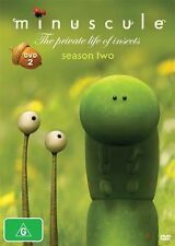 Minuscule - The Private Life Of Insects : Season 2 : Part 2 (DVD, 2012)