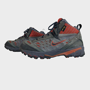GENUINE TRAILFRAME ACG Mens Walking Boots Size 7 EU 41 Grey Hiking Goretex Shoes