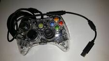 XBOX 360 * Rock Candy Claro Wired Controller Pad de control * Plus Cable Breakaway