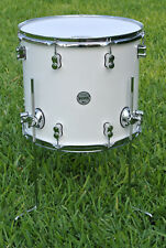 """PDP by DW 16"""" CONCEPT MAPLE PEARLESCENT WHITE FLOOR TOM for YOUR DRUM SET! #B547"""