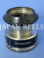 NEW SHIMANO 20 SARAGOSA SWA 5000 XG GENUINE SPOOL fits SRG 6000 *FAST DELIVERY*