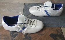 Adidas Y3 trainers Size 9 Eur 43.3 Yohji Yamamoto grey blue white vintage VGC UK