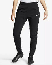 Nike Dry F.C. Women's Football Pants Trousers AQ0658-010 Black Size XL New