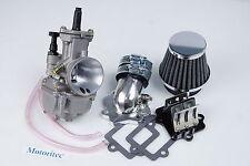 Racing 28mm PWK Carburetor kit fits Dinli Polaris APEX ETON DRR 2T ATV Quads US