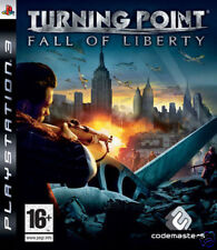 Videogame Turning Point - Fall of Liberty PS3