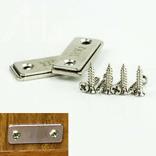Set 2 Ultra Thin Door Catch Latch Furniture Magnetic Cabinet Cupboard Glass