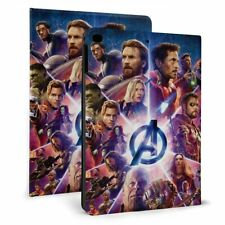 Avengers TPU Stand Auto Sleep/Wake Smart Case for iPad Pro Mini4/5 Air 1/2/3 7th