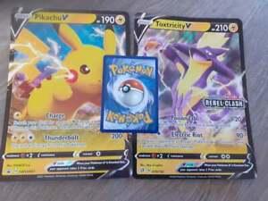 2x Random JUMBO (Oversized) Pokemon Cards Bundle