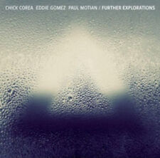 Chick Corea/Eddie Gomez/Paul Motian : Further Explorations CD 2 discs (2012)