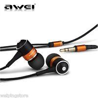 Bass Headset Stereo Headphone Earphone Earbud For iPhone Samsung In-ear 3.5mm