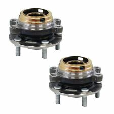 New Front Pair Wheel Bearing Hub Assembly Fit 07 - 17 ALTIMA 09 - 17 MURANO