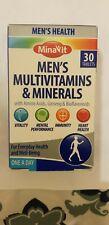 Men's - multivitaminas y minerales con aminoácidos, ginseng y más - 30 Cápsulas