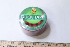 Duck Brand 285222 Buffalo Plaid Duct Tape 188 In X 10 Yard Roll