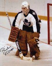 Rick St. Croix Toronto Maple Leafs Autographed Signed 8x10 Photograph w/COA