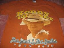 Kenny Chesney Adult Small  The Road And The Radio Tour 2006 T-Shirt