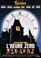 affiche du film HEURE ZERO (L') 40x60 cm